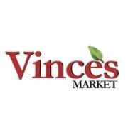 VINCE'S MARKET logo