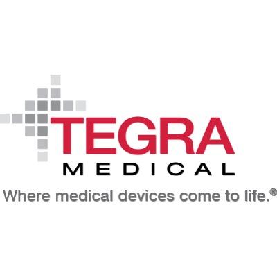 logotipo de la empresa Tegra Medical