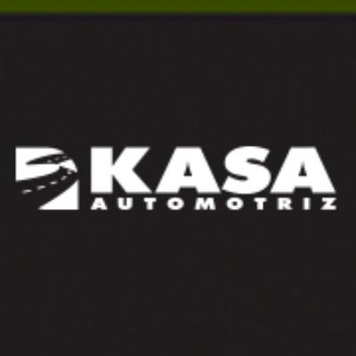 logotipo de la empresa Kasa Automotriz