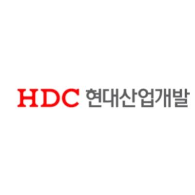 현대산업개발 logo