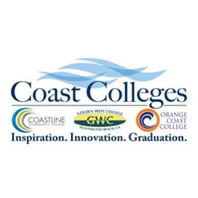 Coast Community College District logo