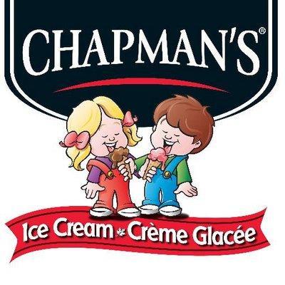 Chapman's Ice Cream logo