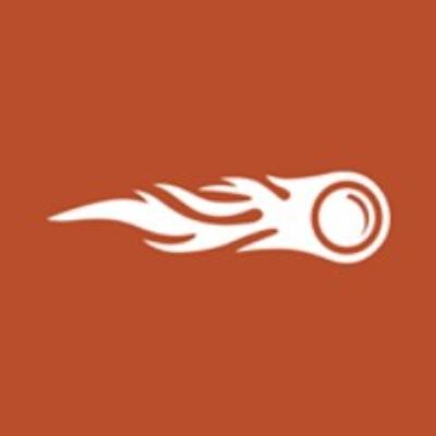 Лого компании SEMrush