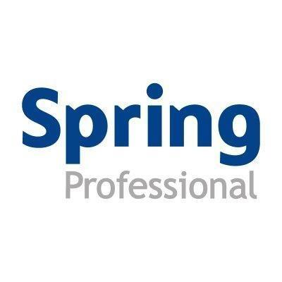 logotipo de la empresa Spring Professional