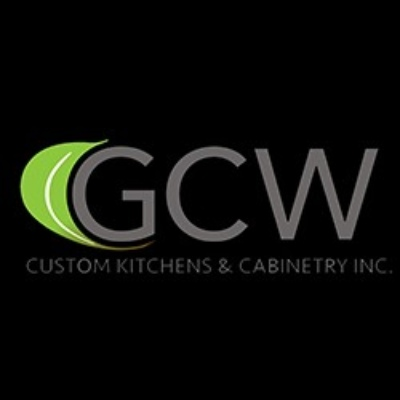 GCW Custom Kitchens and Cabinetry Inc. logo