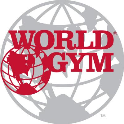Logo World Gym Quebec