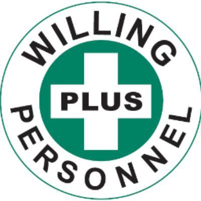 Willing Plus Personnel logo