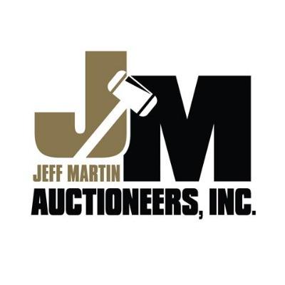 Jeff Martin Auctioneers Inc. logo