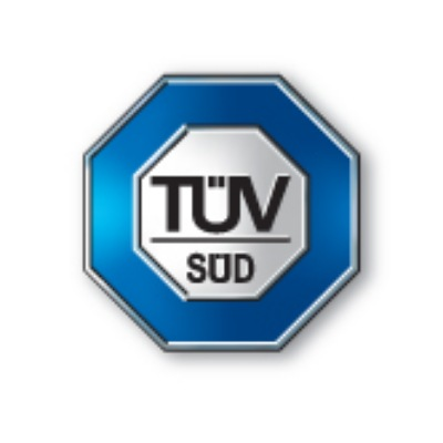 logotipo de la empresa TÜV SÜD