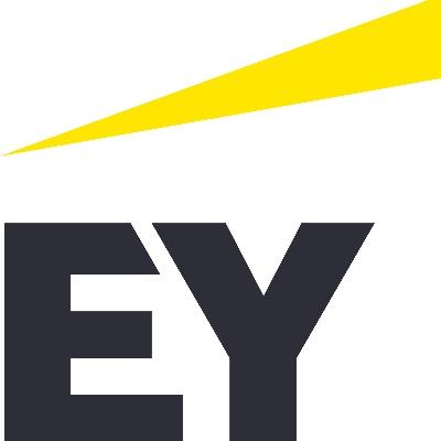 logotipo de la empresa EY