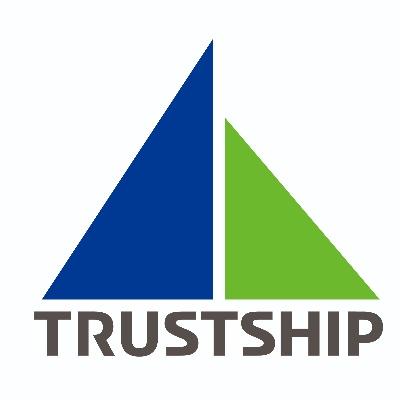株式会社トラストシップのロゴ