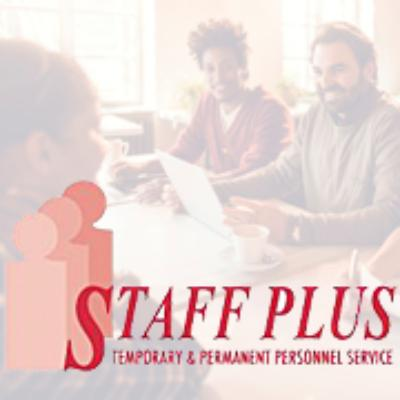 STAFF Plus logo