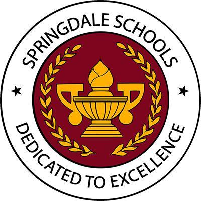 Springdale Public Schools logo
