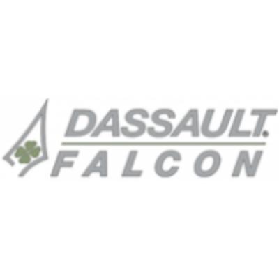 Dassault Falcon Jet logo