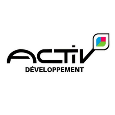 Logo ACTIV DEVELOPPEMENT