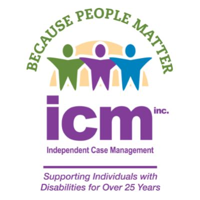 Independent Case Management (ICM) logo