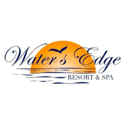 Water's Edge Resort and Spa logo