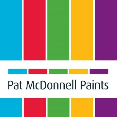 Pat McDonnell Paints logo