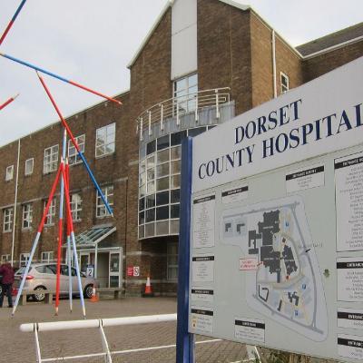 Dorset County Hospital NHS Foundation Trust logo