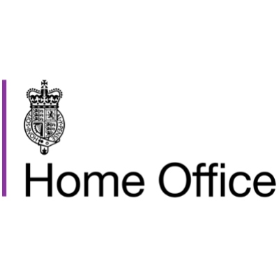 UK Government - Home Office logo