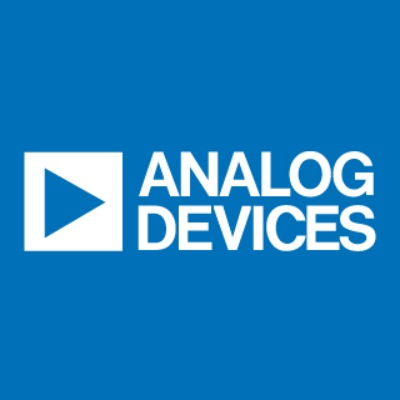 logotipo de la empresa Analog Devices