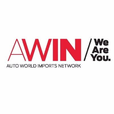 Logo Auto World Imports Network