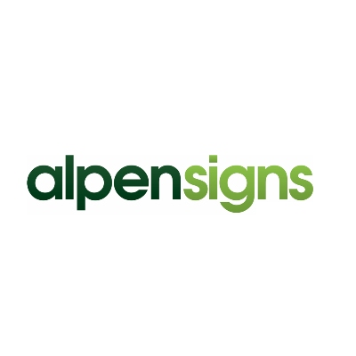 Alpen Signs Limited logo