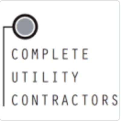 Logo Complete Utility Contractors Ltd