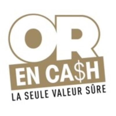 Logo OR EN CASH