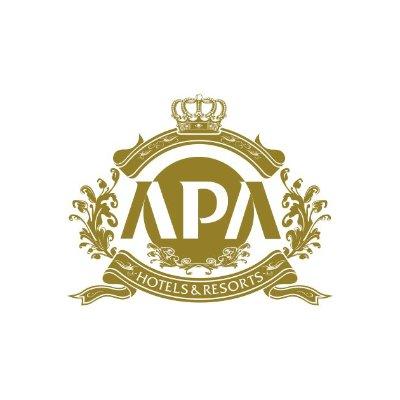 アパホテル株式会社のロゴ