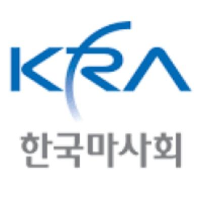 한국마사회 logo