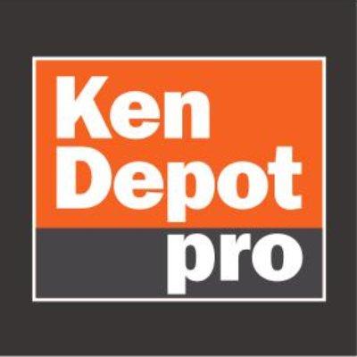 株式会社建デポのロゴ