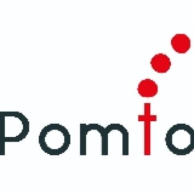 Pomto株式会社(ポント)のロゴ