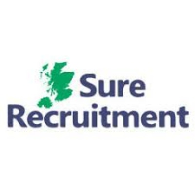 Sure Recruitment Group logo