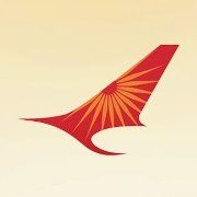 Air India company logo