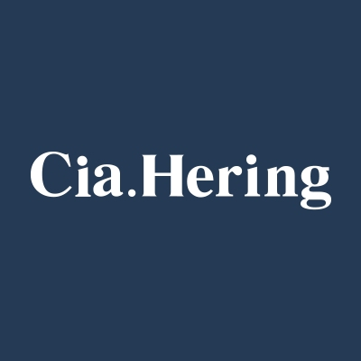 Logotipo - CIA HERING
