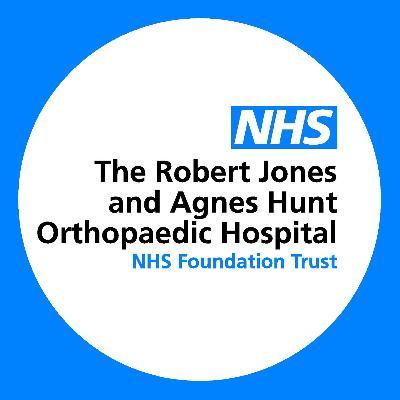 Robert Jones and Agnes Hunt Orthopaedic Hospital NHS Foundation Trust logo