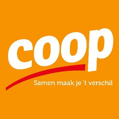 Logo van Coop Supermarkten