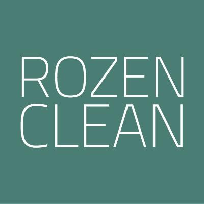 Rozen Clean AB logo