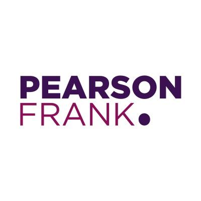 Pearson Frank logo