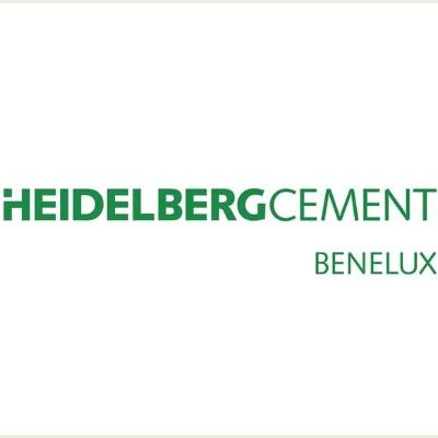 HeidelbergCement Benelux logo