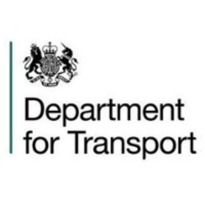 UK Government - Department for Transport logo
