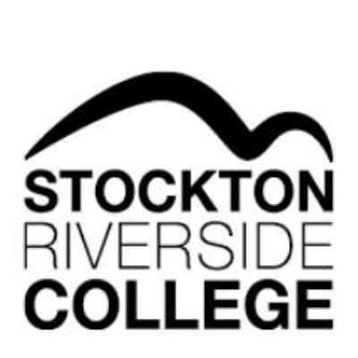 Stockton Riverside College logo