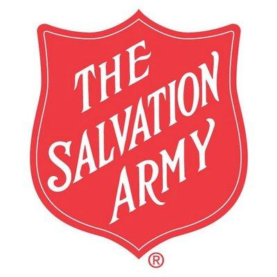 Logo van The Salvation Army