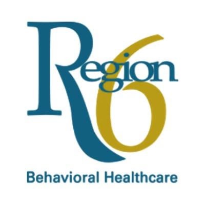 Region 6 Behavioral Healthcare logo