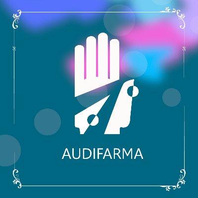 logotipo de la empresa Audifarma