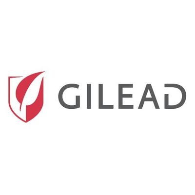 logotipo de la empresa Gilead Sciences