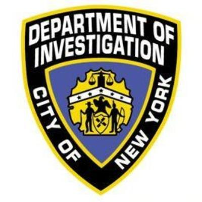 New York City Department of Investigation logo