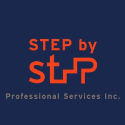 Step by Step Professional Services logo