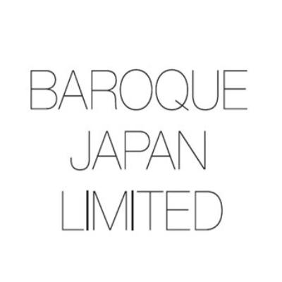 株式会社バロックジャパンリミテッドのロゴ